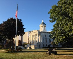 Historic Somerset County Courthouse